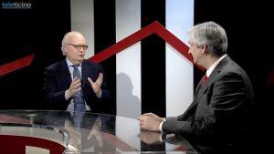 Maurizio Mazziero a Index - Teleticino 31 marzo 2017