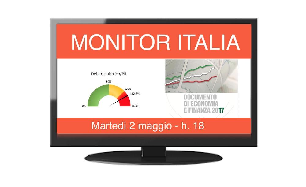 Monitor Italia 2 maggio 2017