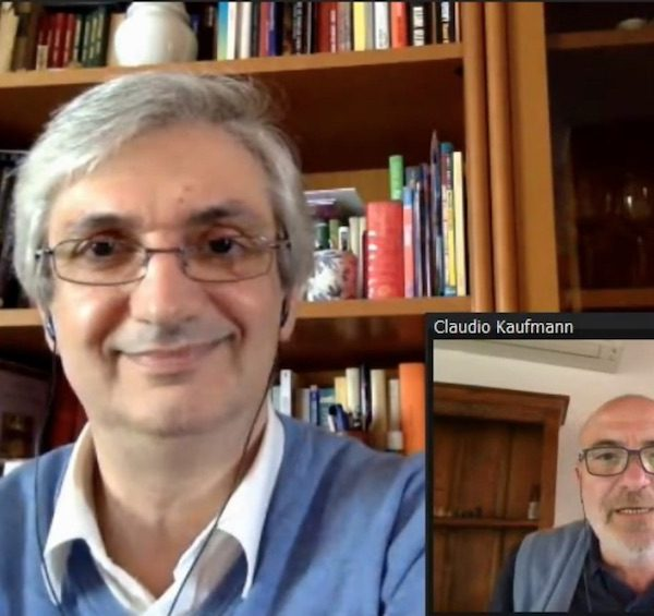 Claudio Kaufmann intervista Maurizio Mazziero